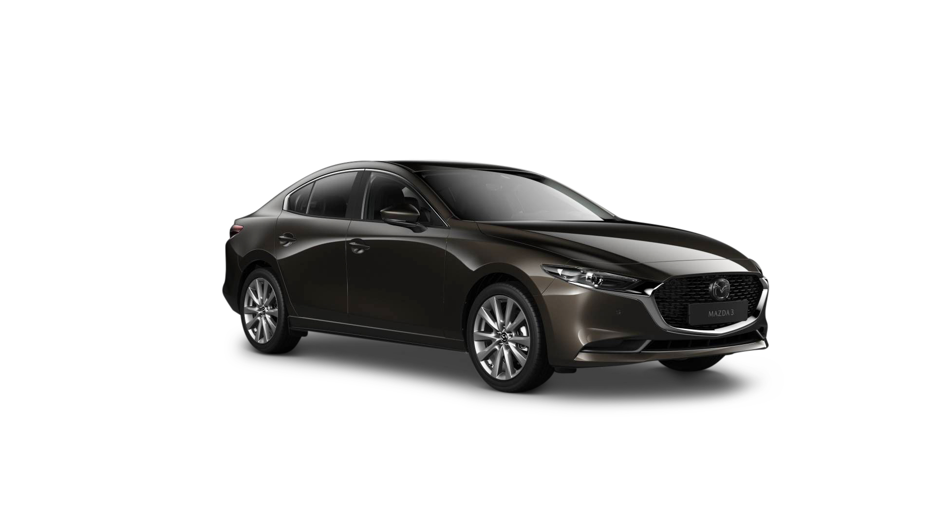 Mazda3 sedan titanum flash