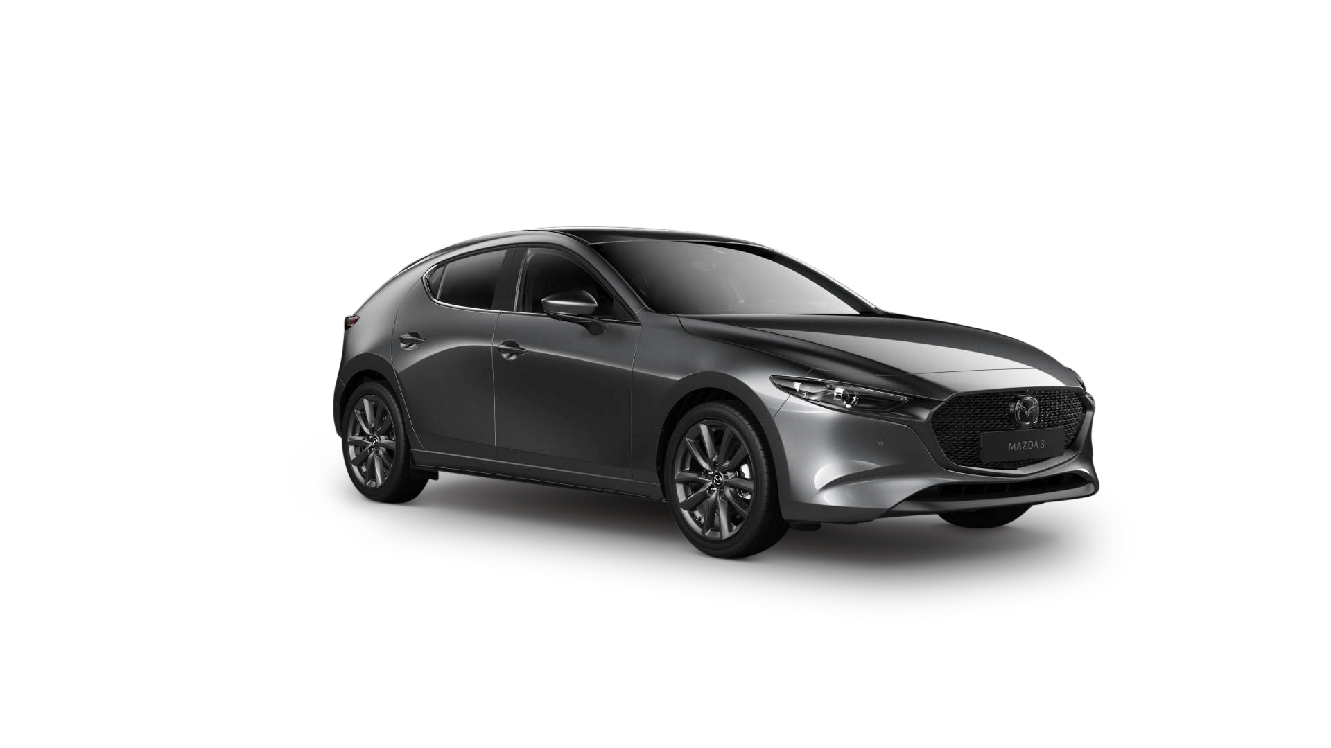 Mazda3 Cosmo hatchback Machine Gray
